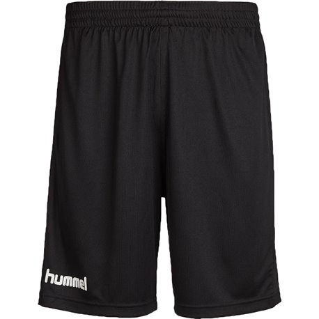 Zwönitzer HSV Poly Shorts schwarz Junior